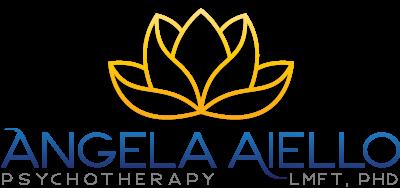 dr. angela aiello psychotherapist logo